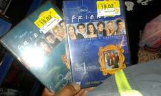 Walmart: Friends Temporada 1 y 3 a $19.02