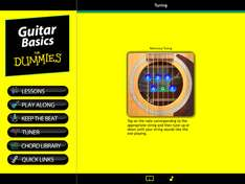 App Store: Guitar Basics For Dummies -gratis tiempo limitado-