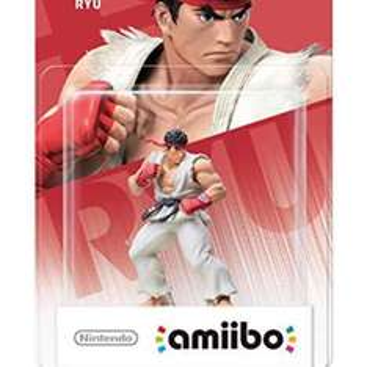 Amazon USA: Pre-venta Amiibo Ryu a $274