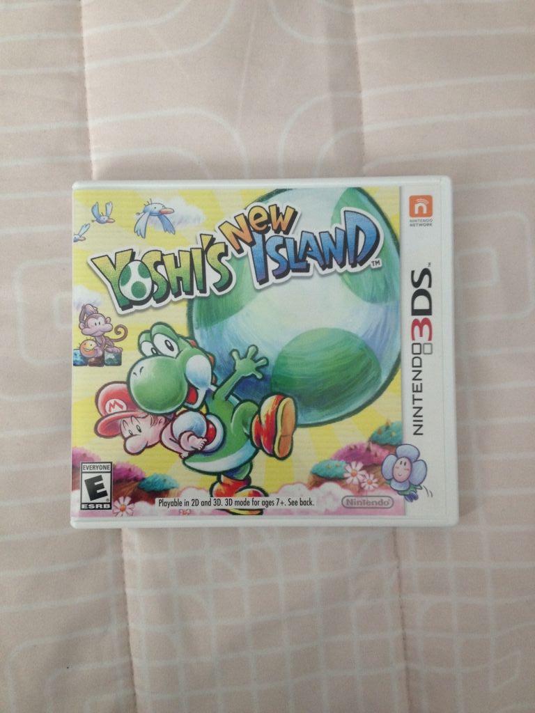 Walmart Toluca Alfredo del mazo: Yoshi's new island 3DS a $379.01