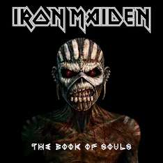 Google Play Music: Iron Maiden - The Book Of Souls en $15 y Album de Musica clasica en $50