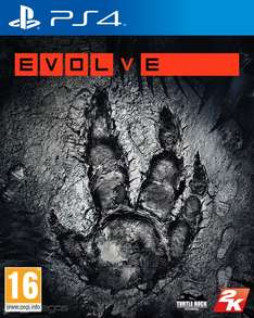 Amazon MX: Evolve para PS4 o Xbox One a $179.86