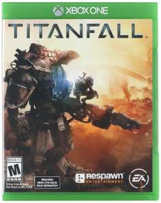 Amazon MX: Titanfall para Xbox One a $205.59