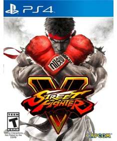 Gameplanet: STREET FIGHTER V PS4 a $899