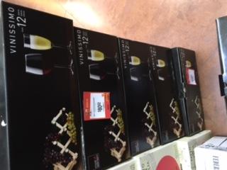 Walmart: 6 Copas normales y 6 de champaña a $80.02