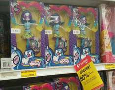 Soriana: Eequestria Girls a $41.60 y más