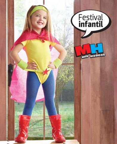 Liverpool: promociones en ropa para niños y lencería