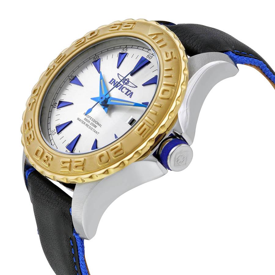 Amazon USA: Reloj Pro Diver 12615 Análogo para hombre Correa de Cuero