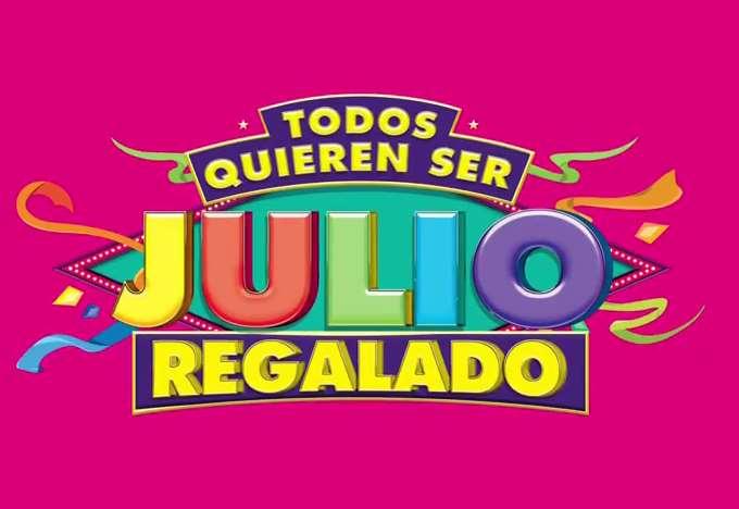 Julio Regalado 2016 en Soriana