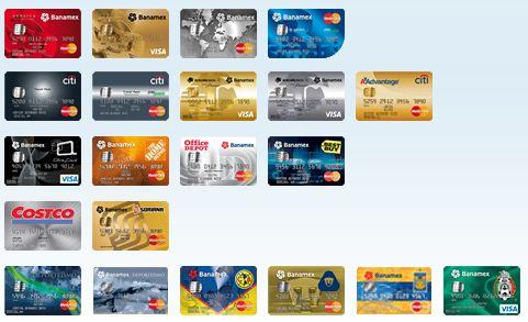 Paquete Banamex: anualidad de tarjeta de crédito gratis usando BancaNet