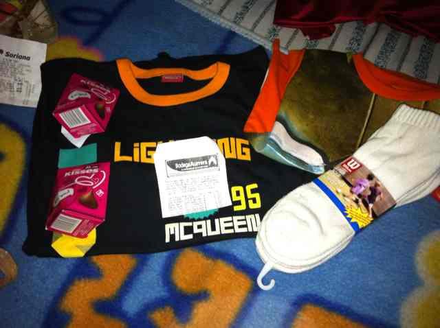 Bodega Aurrerá: paquete de 3 calcetas Wilson infantil a $2.01