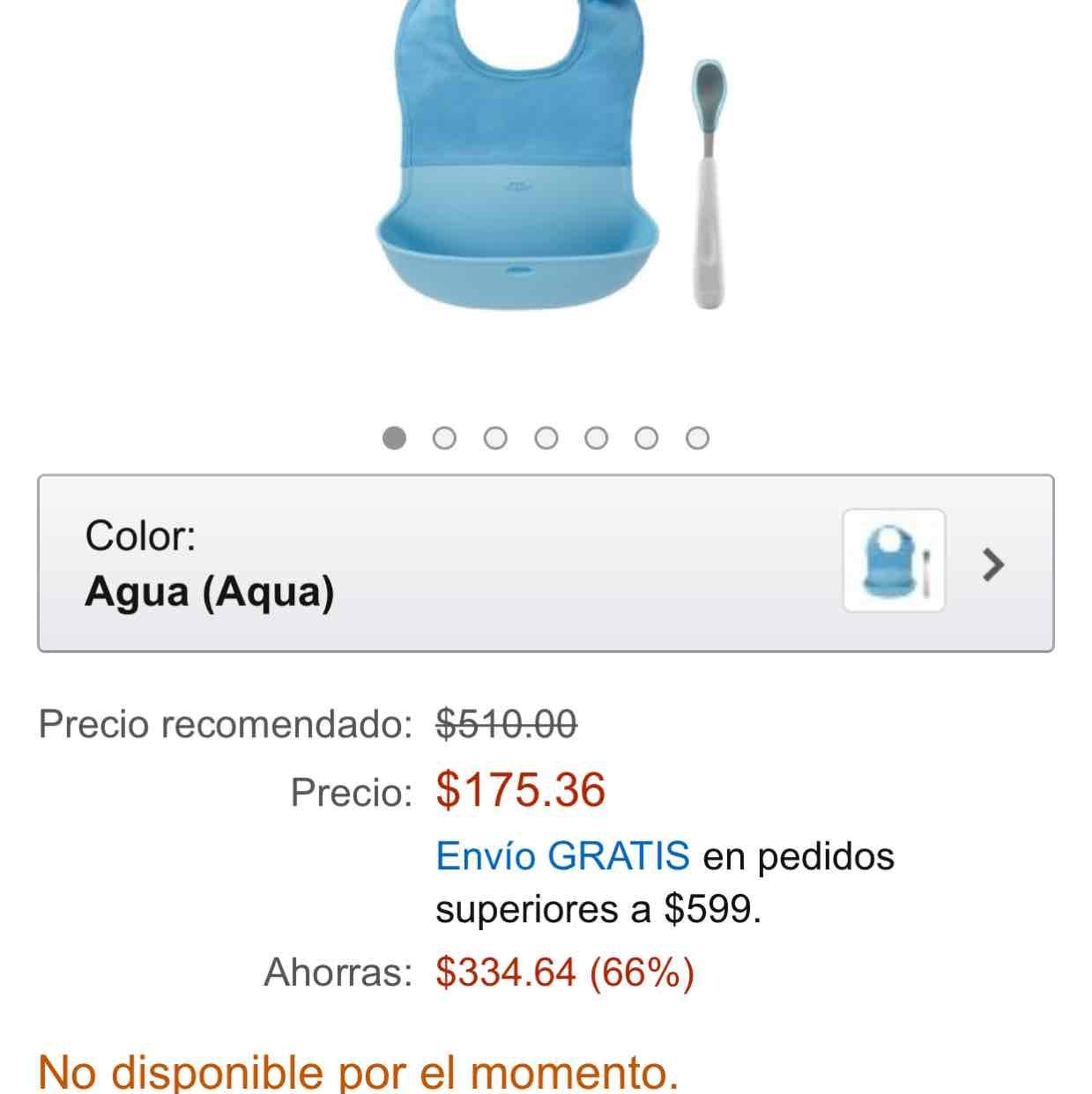 Amazon: varios artículos Oxo Tot en descuento, no disponible pero con entrega posterior
