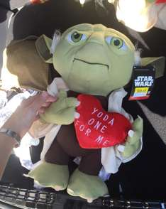WALMART Oriente : YODA ONE FOR ME $50.02