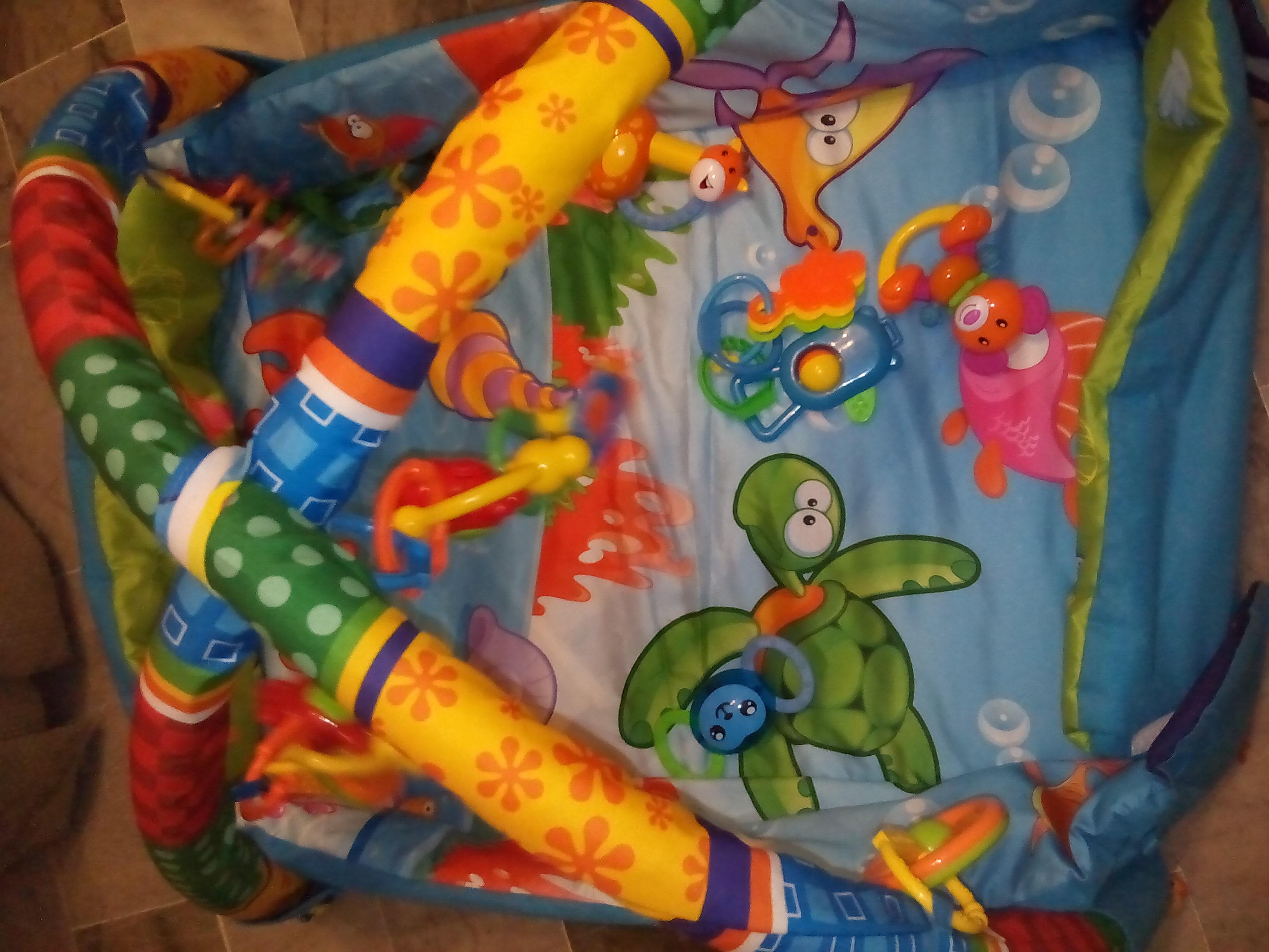 Walmart Culiacan: Gimnasio Interactivo para Bebé a $177.03