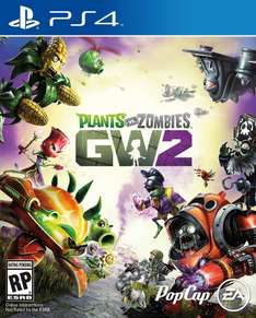 Amazon: Plants vs. Zombies Garden Warfare 2 todas las plataformas a $717