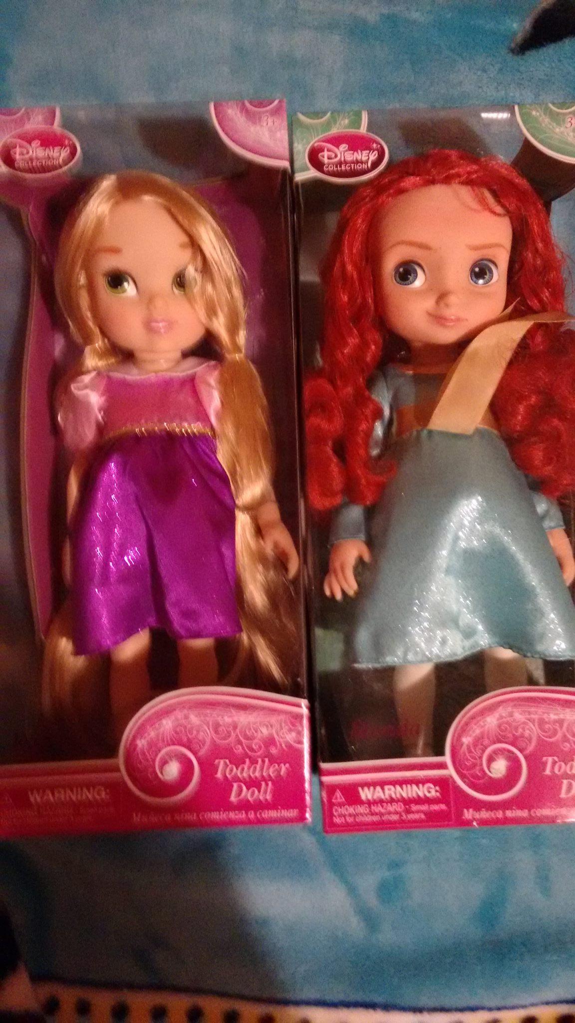 Liverpool: Muñecas Disney 2x1