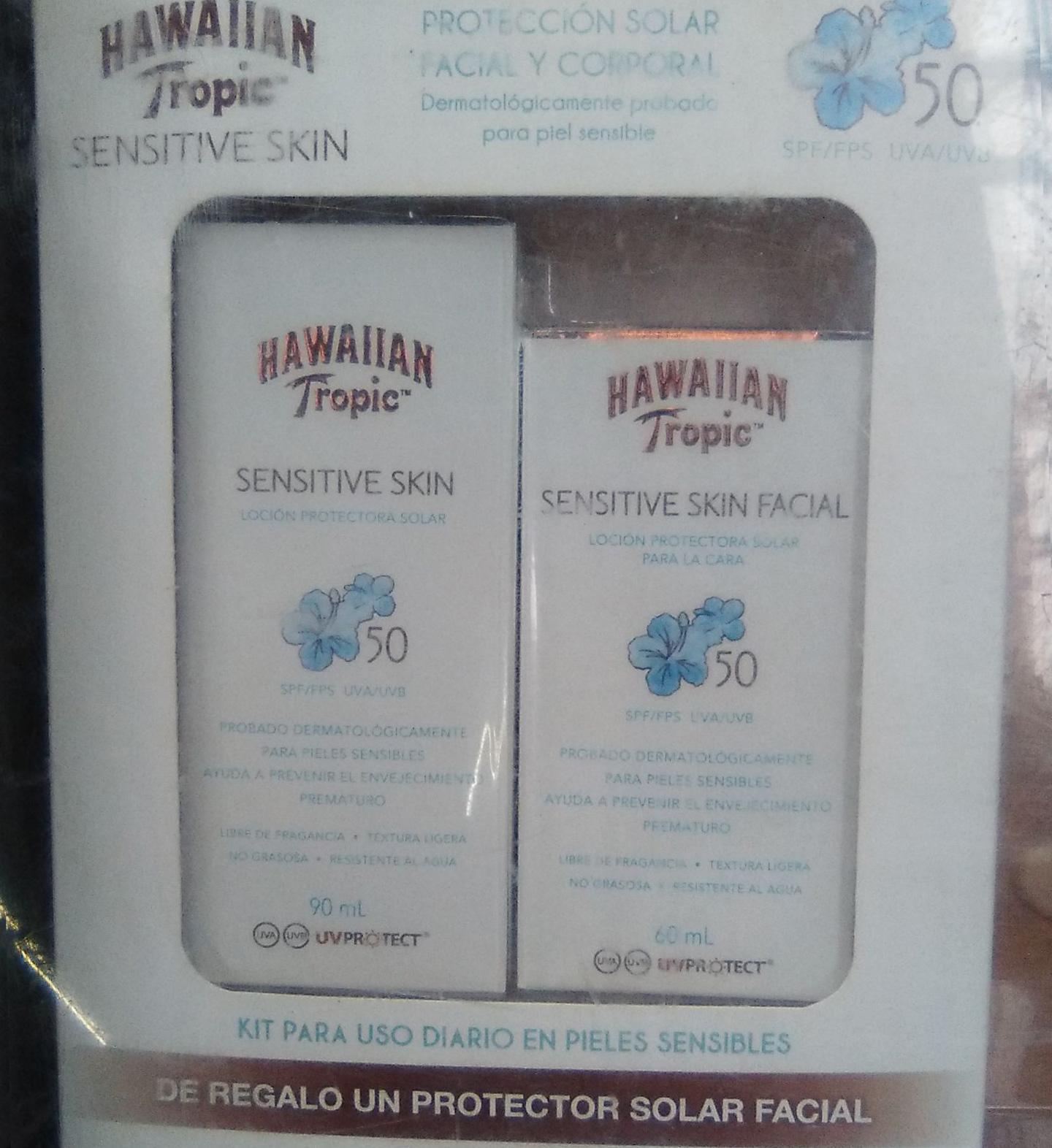 Walmart: Kit de Protección Solar Hawaiian Tropic en $35.01