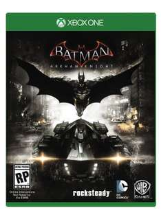 Amazon: Batman Arkham Knight Xbox One $362
