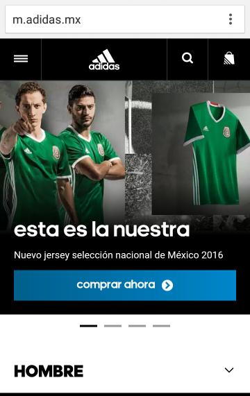 Adidas Online: cupón de $150 en compras de $800