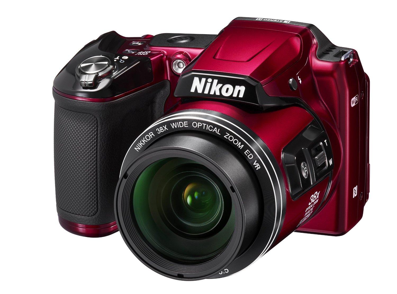 Amazon México: Cámara Nikon Coolpix L840