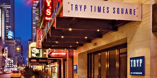 Hotel 3.5* en Nueva York en Times Square $159 dólares ¡en verano!