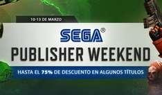 Steam: SEGA Publisher Weekend
