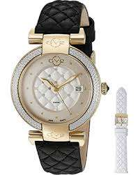 Amazon USA: Reloj GV2 by Gevril Women's 1503 a $6,639 (aprox)