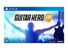 Liverpool en linea: Guitar Hero Live (One,PS4,Wii U,Xbox 360) a $1,189