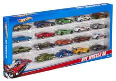 Amazon MX: Hot Wheels Surtido 20 Pack a $169