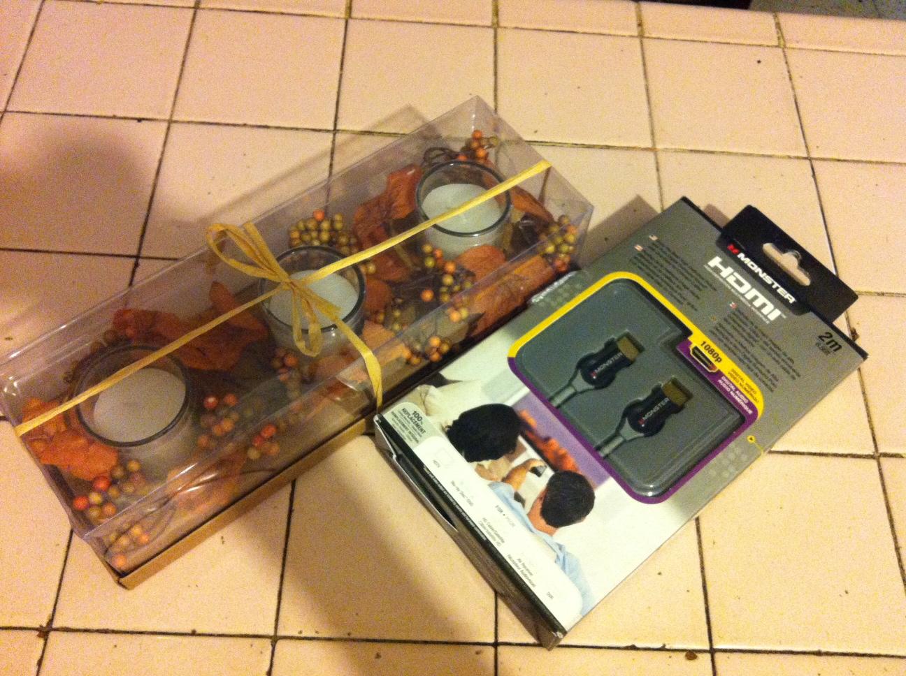 Walmart: Cable HDMI 2M marca Monster y más
