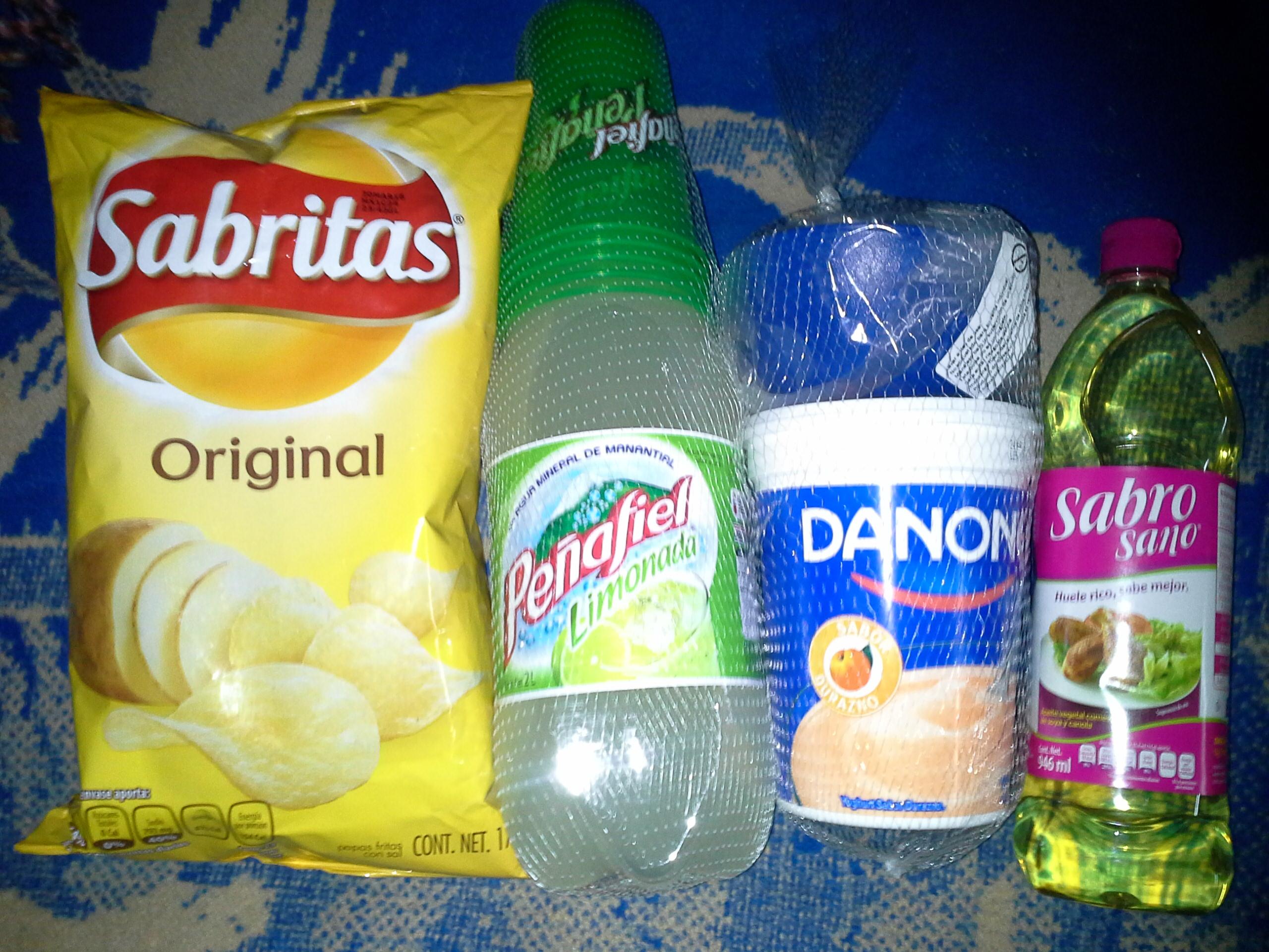 Comercial Mexicana: Sabritas 170 g de $31.90 a $13.00 pesos y más ...