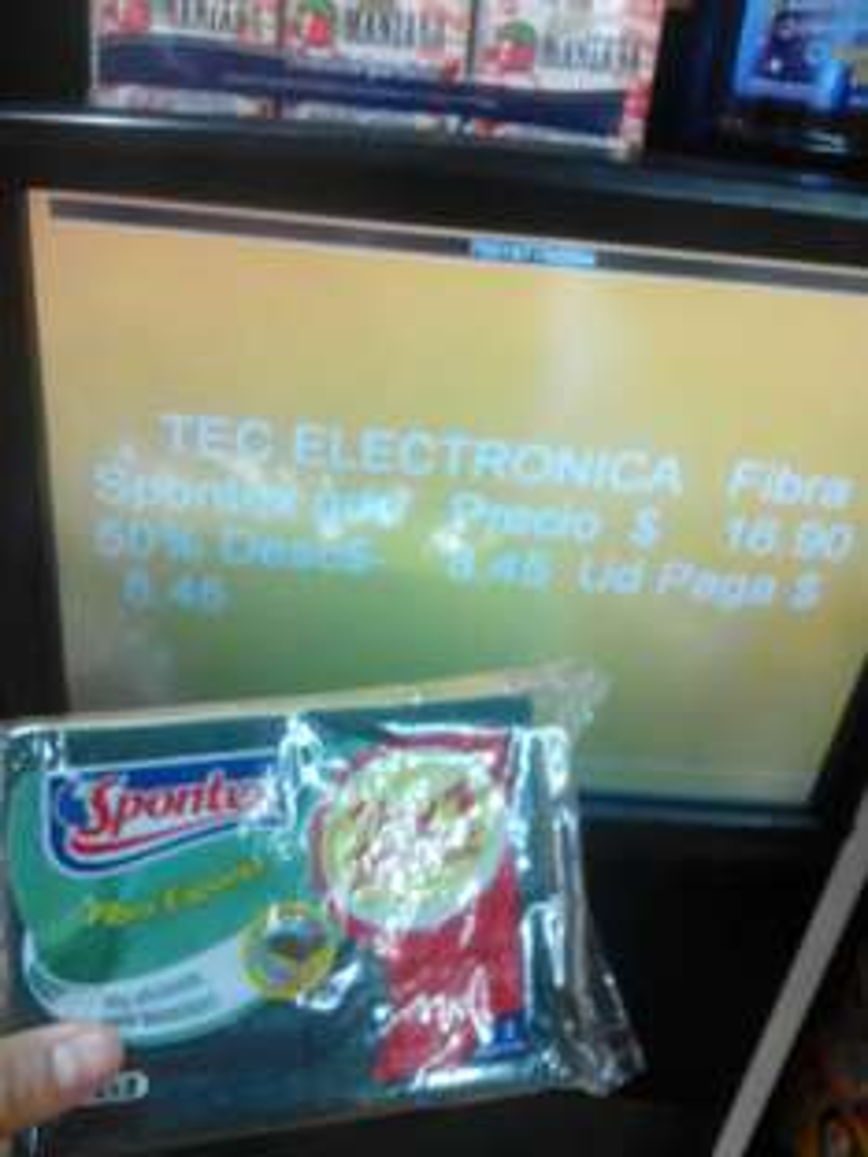 Chedraui Tampico Altamira: fibras para lavar trastes Spontex desde $2.50