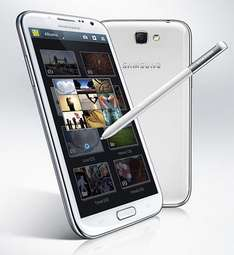 Samsung Galaxy Note II a $1,099 en plan Telcel Plus 500