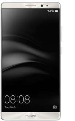 AT&T: Huawei Mate 8 sin costo en renta de $699