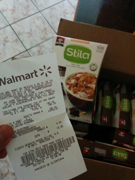 Walmart La Cima: Cereal Stila Quaker de 300 grs a $15