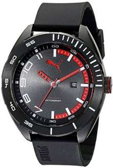 Amazon MX: Reloj Puma Octane II negro 48mm a $687