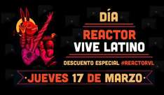 Ticketmaster: Día Reactor Vive Latino 16