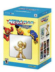 Amazon USA: Mega Man Legacy Collection - Collectors Edition $1000