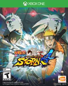 Amazon MX: Naruto Shippuden: Ultimate Ninja Storm 4 - Xbox One a $579