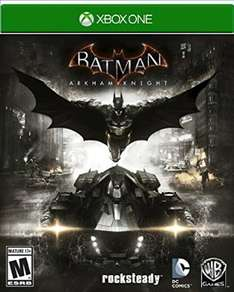 Amazon: Batman Arkham Knight para Xbox One a $489