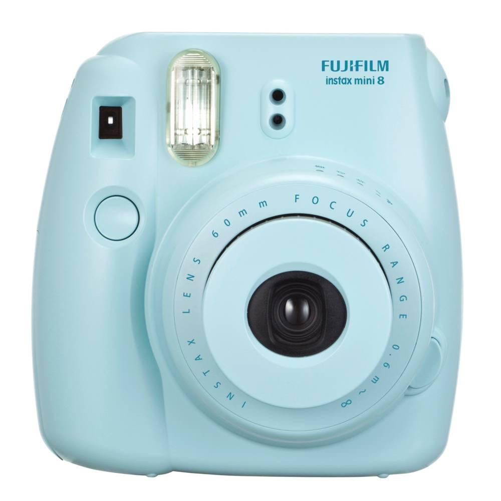 Amazon: Cámara instantánea Fujifilm Instax Mini 8