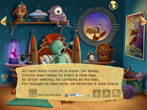 AppStore: cuentos interactivos  para infantes gratis por tiempo limitado.
