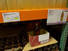 Costco: Jhonny Walker Red Label 1.5 litros de $489 a $391.20 y más