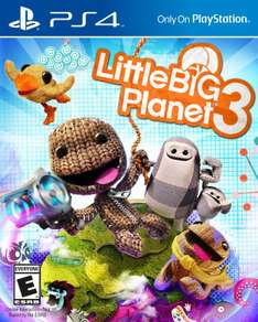 Amazon: Little Big Planet 3 PS4