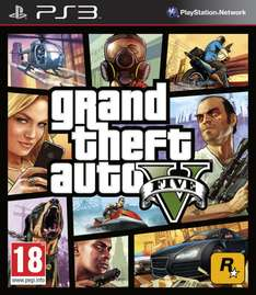 Amazon USA: GTA V Standard Edition para Playstation 3 a $351.74