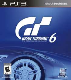 Amazon: Gran Turismo 6 para Playstation 3 a $87.35