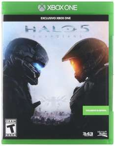 Amazon MX: Halo 5: Guardians en Español Xbox One $415