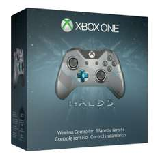 Amazon MX: Control Inalámbrico para Xbox One Edición Limitada: Halo 5 Guardians $899