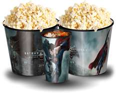 Cinepolis: Combo Batman Vs Superman