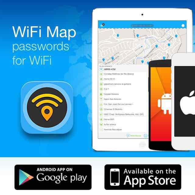 Appstore: WiFi Map Pro GRATIS por tiempo limitado